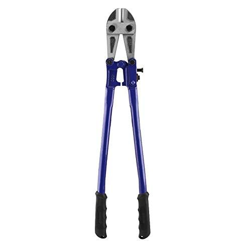 JALAL Hochleistungs-35-Zoll-Bolzenschneider, 900-mm-Mini-Cropper-Werkzeug aus rostfreiem Stahl mit gummierten rutschfesten Griffen für Mechaniker, Schreiner, BAU- und Sanitärinstallateure