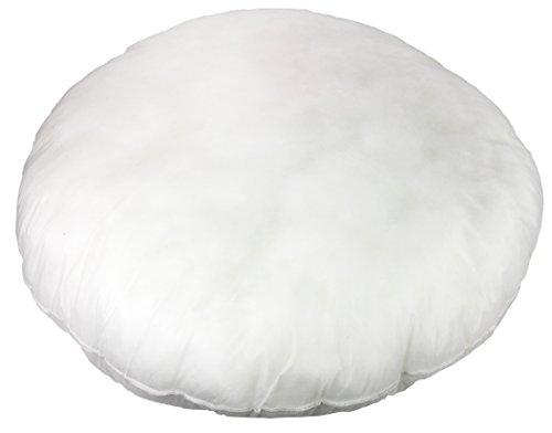 Foamily Hypoallergenic Round Throw Pillow