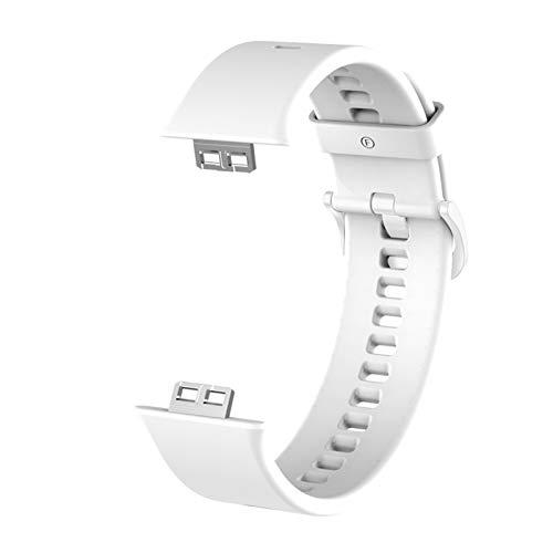 GZMYDF Caso Protector + Correa para Reloj Huawei Fit Relojes Inteligentes Tapa Completa Protector de Pantalla Película Película Pulsera Pulsera Accesorios