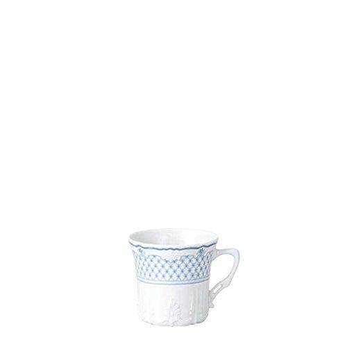 Hutschenreuther Baronesse Tasse à Espresso, Moka, Estelle, Porcelaine, 10 cl, 14722
