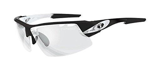 Tifosi Crit Fototec Light Night Lens, Gafas Unisex Adulto, Color negro, talla única