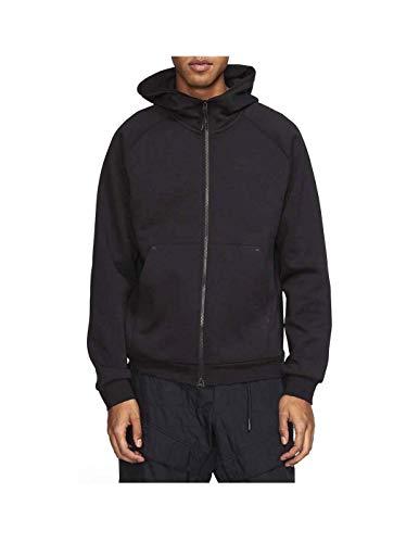 Nike Sportswear Softshelljacke für Herren XL Schwarz/Schwarz