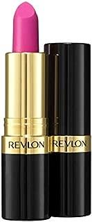 Revlon Super Lustrous Matte Lipstick 011 Stormy Pink 0.15oz/4.2g