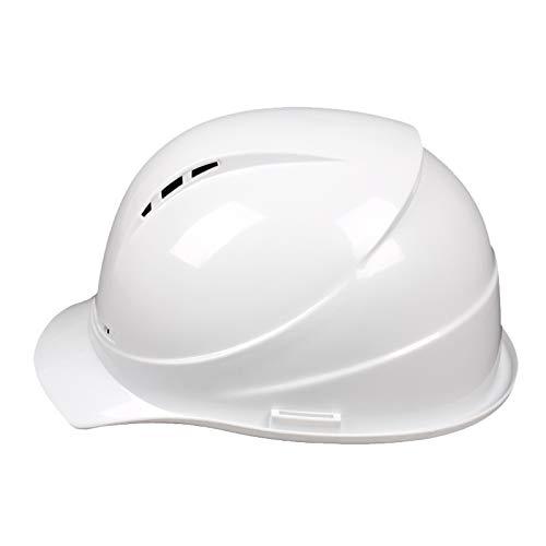 WFF Casco de construcción Casco de Seguridad - Casco Ajustable para la construcción Líder Electricista ABS de Alta Resistencia Casco de protección de Mano de Obra Transpirable Mejor protegerte