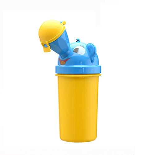 LPing Portable Bébé Enfant Enfants Fille Voyage Potty Hygienic Fuite Preuve Toddler Potty Urinoir Toilette d'urgence pour Enfants Pee Formation Car Camping Voyage