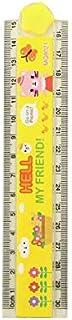 30cm Plastic Folding Ruler Cute Design for Student School Office TPPR00468
