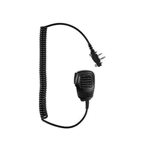 Remote Shoulder Speaker Microphone For ICOM F3000 F4011 V82 V85 RADIO