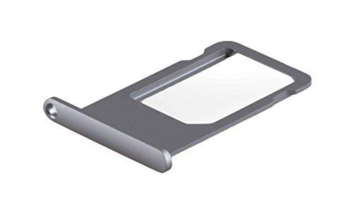ICONIGON Ersatz für iPhone 6s SIM-Kartenhalter (Grau)