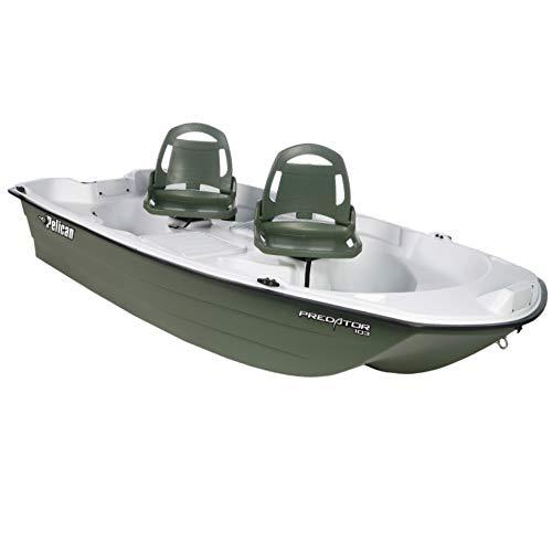 フィッシングボート 2人乗り Pelican ペリカン PREDATOR 12 海 川 湖 ビーチ 渓流 夏 アウトドア レジャー レクレーション キャンプ スポーツ レジャーボート 船 ボート セット
