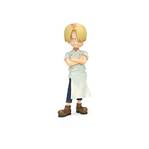 Rockin Robot One Piece Kid Sanji The Grandline Children Vol. 6 DXF PVC Figure