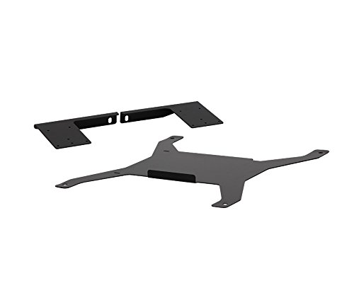 RaceRoom 75105090 Negro soporte de altavoz - Soporte para altavoces (Negro, Logitech Z323)
