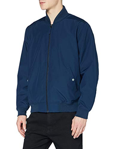 Levi's THERMORE Bomber Chaqueta, Azul (Dress Blues X), M para Hombre