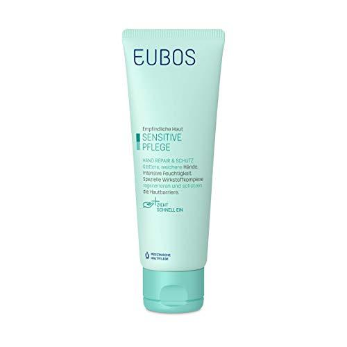 Eubos | Hand Repair & Schutz | 75ml | für alle Hauttypen | Hautverträglichkeit dermatologisch bestätigt