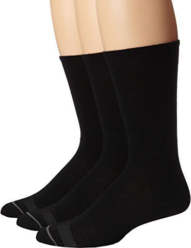 Smartwool Anchor Line 3-Pair Pack Black LG (Men's Shoe 9-11.5)