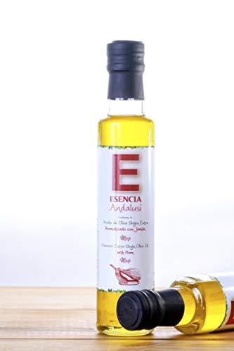 Aceite de Oliva Virgen Extra Aromatizado 250 ml. Aceite con Esencias Naturales....