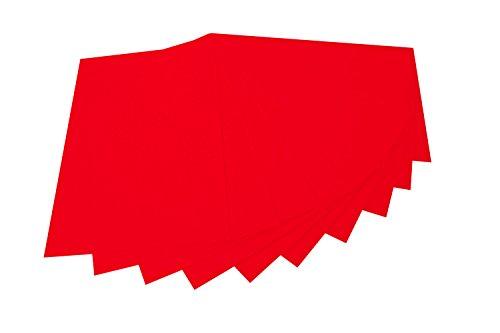 Folia M-Fieltro 10 Rojo 30x20