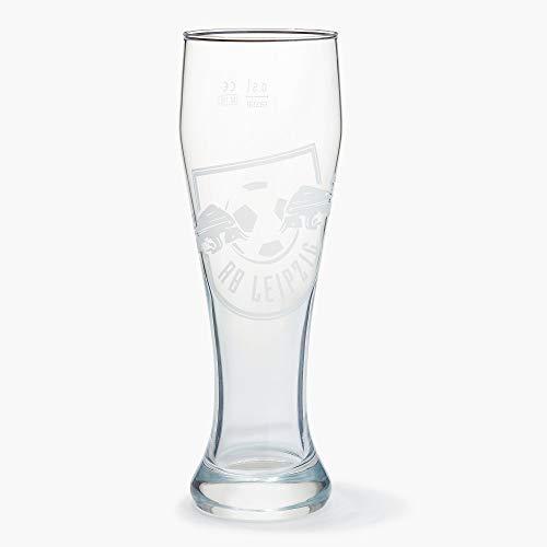 RB Leipzig RBL Wheat Beer Glas Set - -