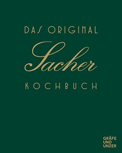 Das Original Sacher Kochbuch (Gräfe und Unzer Einzeltitel)