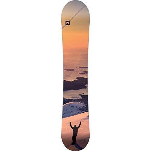 Nitro Snowboards Herren Team Exposure BRD'20 vielseitiges All Mountain Freestyle Board Snowboard, 157 Bunt, 157 cm