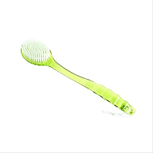 Exc kunststof badborstel borstel lichaam voor badkamer accessoires reinigingsgereedschap Grün groen