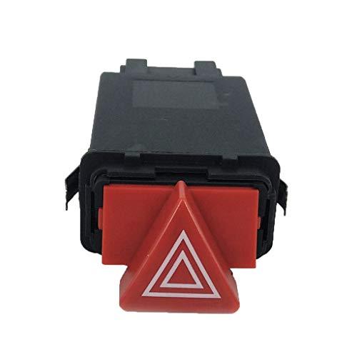 Control De Interruptores Intermitentes De Emergencia De Advertencia De Peligro, Reparación Del Interior Del Camión Del Automóvil Para Audi A3 A4 B5 A6