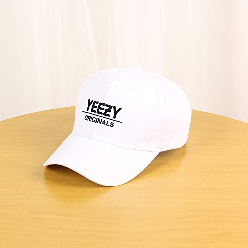 wtnhz Fashion items Embroidered letters European and American trendy brand baseball cap Korean version of the wild sunscreen cap