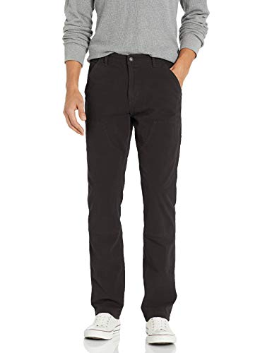 Amazon Brand - Goodthreads Men's Athletic-Fit Carpenter Pant, Black 32W x 30L
