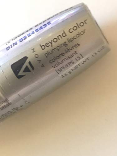 Avon Beyond Color Lipstick Plumping Divine Wine