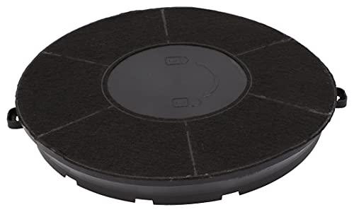 DREHFLEX® – Kohlefilter / Aktivkohlefilter – passend für Bauknecht / Whirlpool / Ikea – passend für 480122101262 // AMC037 AMC 037 - 6