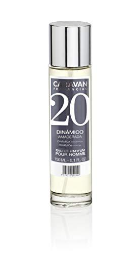CARAVAN FRAGANCIAS nº 20 - Eau de Parfum con vaporizador para Hombre - 150 ml