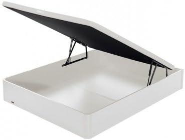 Flex - Canapé Abatible Madera 19-80X200, Color Blanco