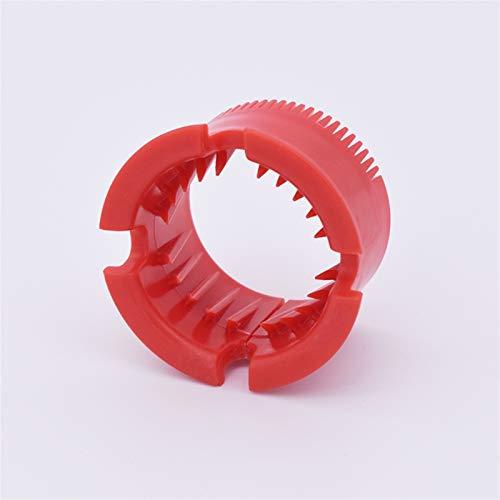 SANKUAI 1 stück Rot Rundreinigungswerkzeug für I-R-O-B-O-T R-O-O-M-B-A 500 600 700 Serie 520 530 550 620 650 630 660 760 770 780 Ersatzteile für Staubsauger (Farbe : Rot)