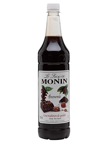 Monin Sirup Brownie, 1,0L PET 1er
