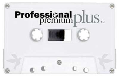 For Sale! Pack of 10 Professional Premium Plus 62 Minute Leaderless Tape