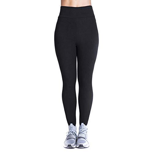 Pantalon Leggings Mujer Leggings De Mujer Pantalones De Mujer Legging Sexy Sello Blanco Pantalones De Alta Elasticidad con Estampado Encantador Legins-Black_One_Size