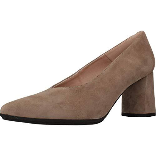 Ángel AlarcÓn Zapatos Tacon 19544 3090ANT Mujer