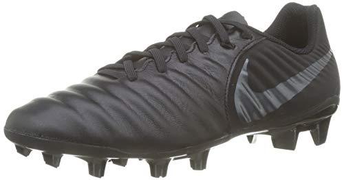 Nike Tiempo Legend VII Academy Fg, Scarpe da Calcio Uomo, Nero Black Black 001, 40.5 EU