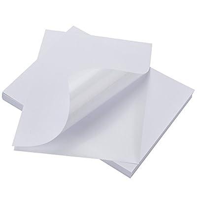 sticker paper for inkjet printer