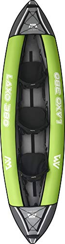 Aquamarina LAXO 380, Kayak Unisex Adulto, Multicolore, Unica