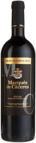 Marqués de Cáceres 10013768 Rotwein, Rotwein, 0.75 l