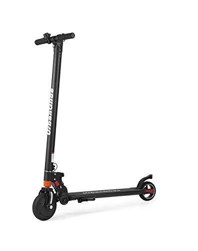 UrbanGlide Ride 62s Patinetes eléctricos, Unisex-Adult, Black, L