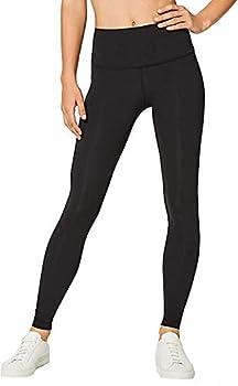 Lululemon Wunder Under Yoga Pants High-Rise  Black 4