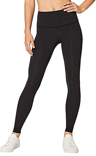 Lululemon Wunder Under Yoga Pants High-Rise (Black, 2)