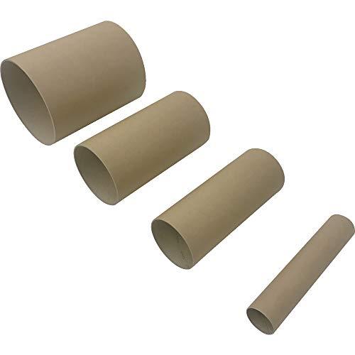 TRUSCO 紙管 直径(内径)150×長さ200mmX厚さ2.5mm 2本セット PT150X200-2