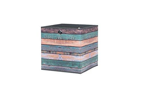 Eternity-Moebel Faltbox Aufbewahrungsbox 3er Set BETA Box in 32x32x32 cm Modell Tree 3