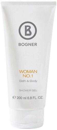 Bogner No.1 femme/woman, Shower Gel, 1er Pack (1 x 200 ml)