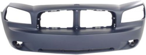 08 charger front bumper cover - 4