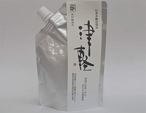 津軽 本醸造 醤油 180ml しょうゆ 中村醸造元