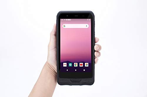 6 inch Android 9.0 rugged PDA handheld mobile terminal with NFC and 2D scanner