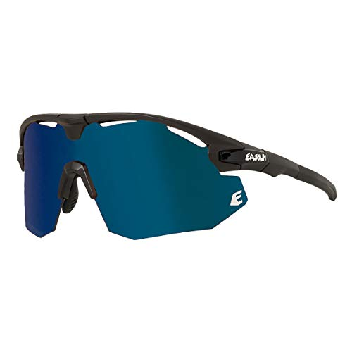 EASSUN Gafas de Ciclismo Giant, Solares Cat 2, Antideslizant